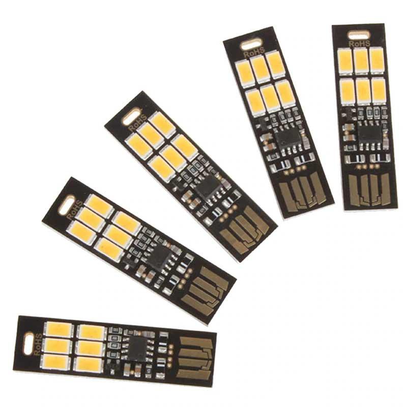 Mini lampe LED USB